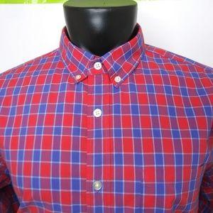 Banana Republic Custom 078 Button Down Wash Shirt